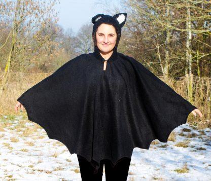 Kostüm für Erwachsene Fledermaus